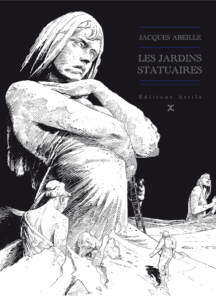 Les jardins statuaires, Le Tripode, 2010.
