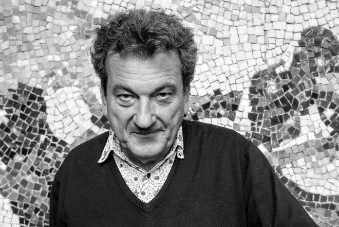 Bernard Marcadé, 2016. Photo (c) Zigor.