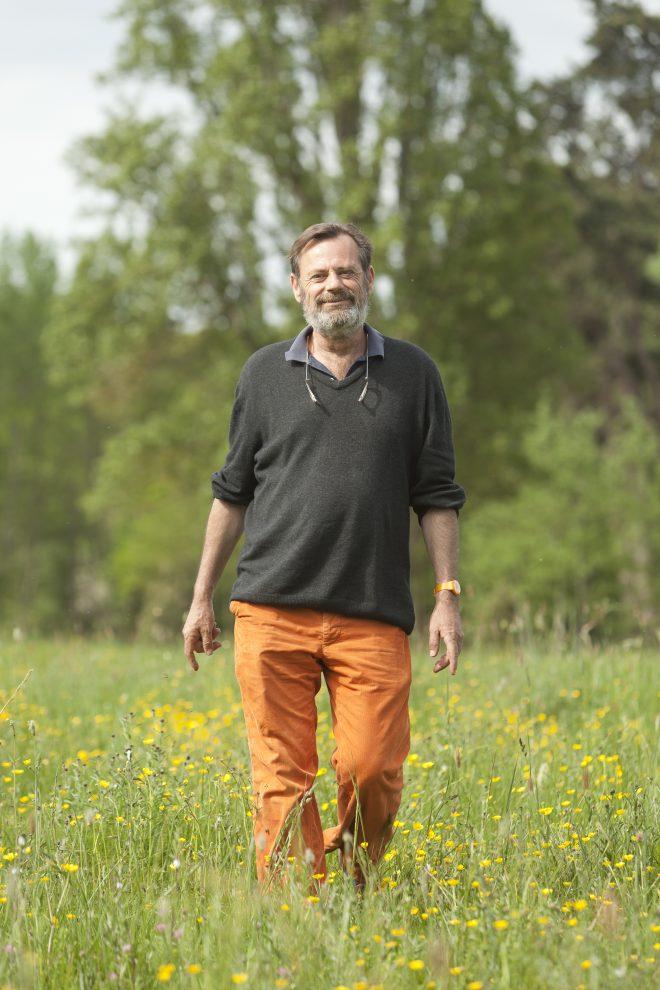 Portrait de Louis Benech © Eric Sander, 2012.